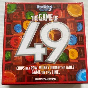 The Game of 49 Board Game by Breaking Games